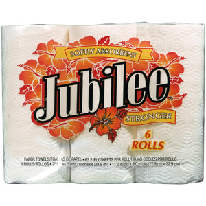 Paper, Jubilee Kitchen Towels 6 Ct.