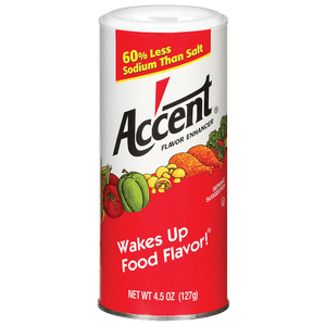 Seasoning, Ac'cent® Flavor Enhancer