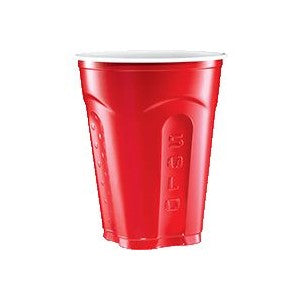 Cups, Solo Red 18 Oz. 20 Ct.