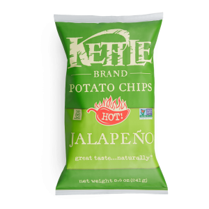 Chips, Kettle Jalapeno 13 Oz.