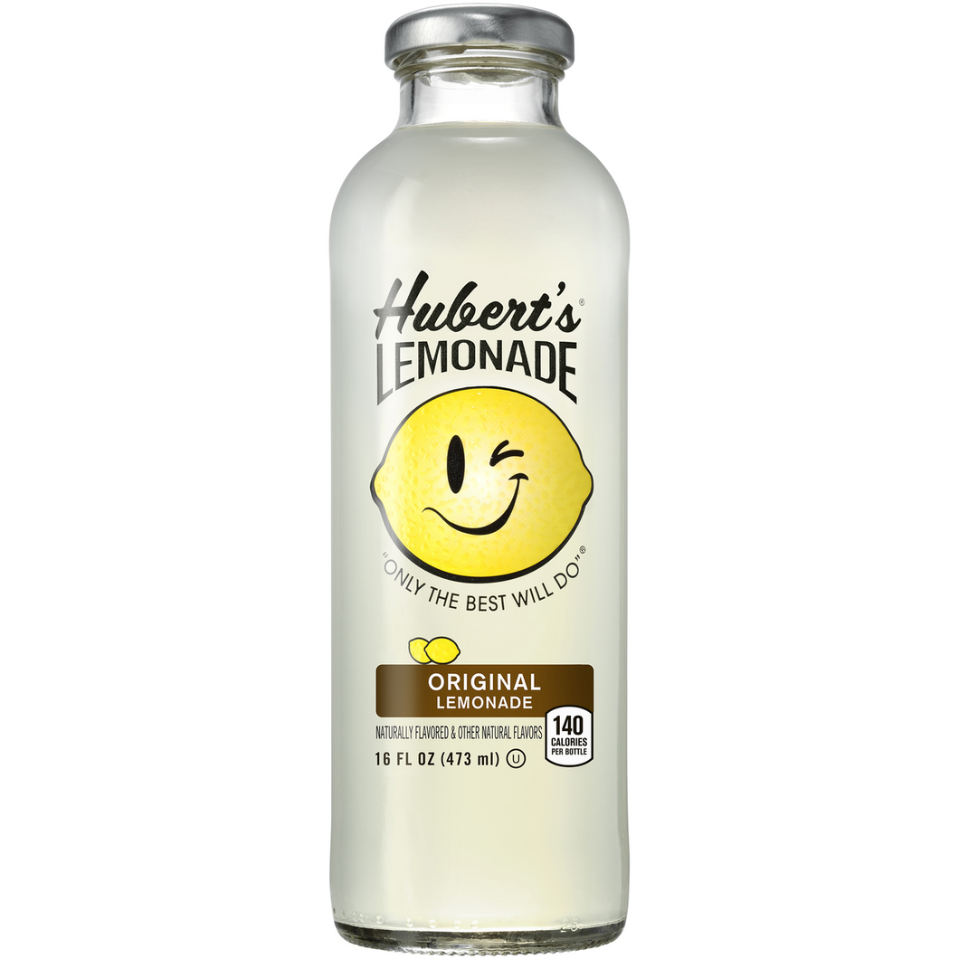 Lemonade, Hubert's Original 16 Oz.