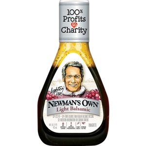 Dressing, Newman's Baslamic Vinaigrette Light 16 Oz.