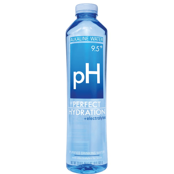 Water, Perfect Hydration Akaline pH 9.5+ 33.8 Oz.