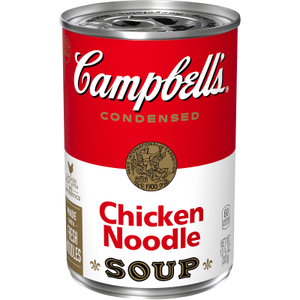 Soup, Campbell's Chicken Noodle