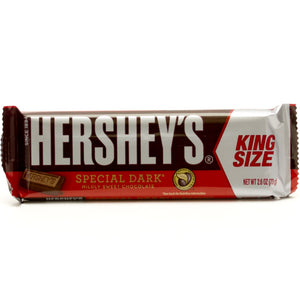 Candy, Hershey's Special Dark Chocolate King Size