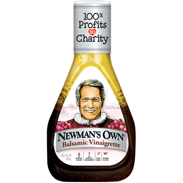 Dressing, Newman's Baslamic Vinaigrette 16 Oz.