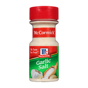 Spice, McCormick Garlic Salt 5.25 Oz.