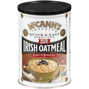 Oatmeal, McCann's Irish Quick & Easy Steel Cut 28 Oz.