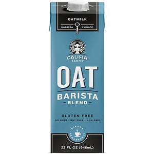 Milk, Oat Califia Farms Barista Blend 1 Qt.