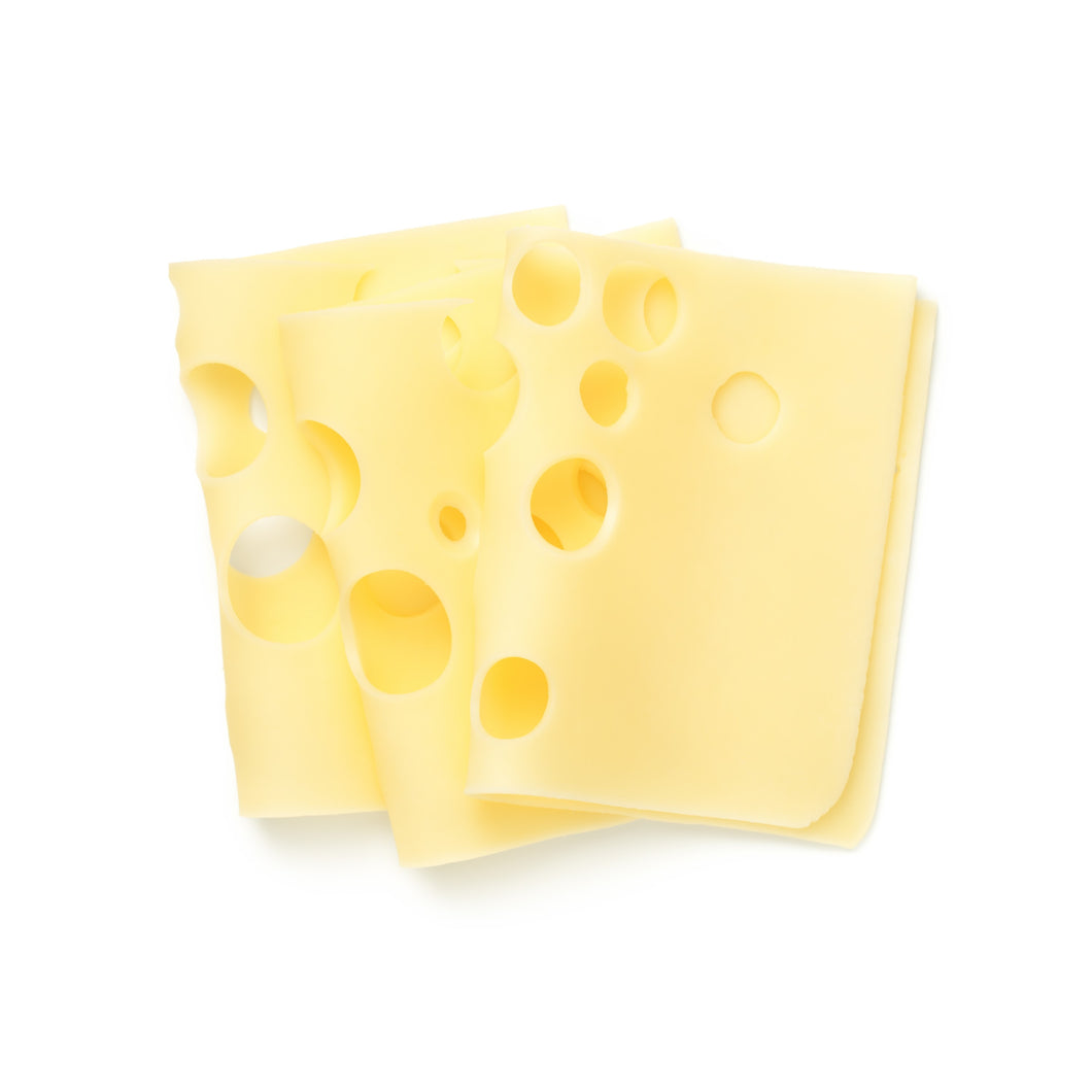Cheese, Gold Rush Swiss Slices 8 Oz.