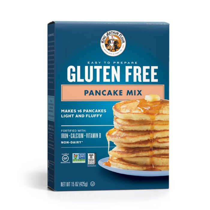 Pancake Mix, King Arthur Gluten Free 15 Oz.