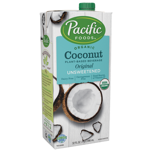 Milk, Coconut Pacific Organic 32 Oz.