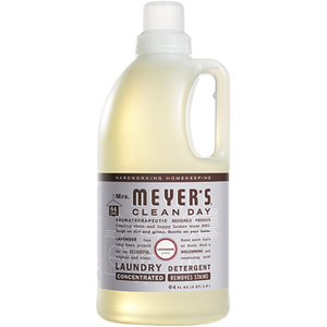 Laundry Detergent, Mrs. Meyers Lavender 64 Oz.
