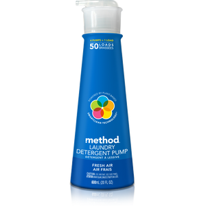 Laundry Detergent, Method Fresh Air Pump 20 Oz.
