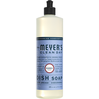 Dish Soap, Mrs. Meyers Bluebell 16 Oz.