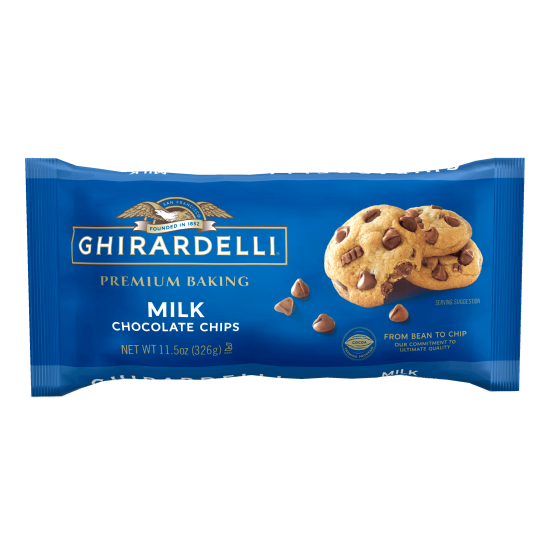 Chocolate Chips, Ghiradelli Premium Baking 11.5 Oz.