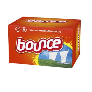 Laundry Sheets, Bounce Outdoor Fresh 15 Ct.