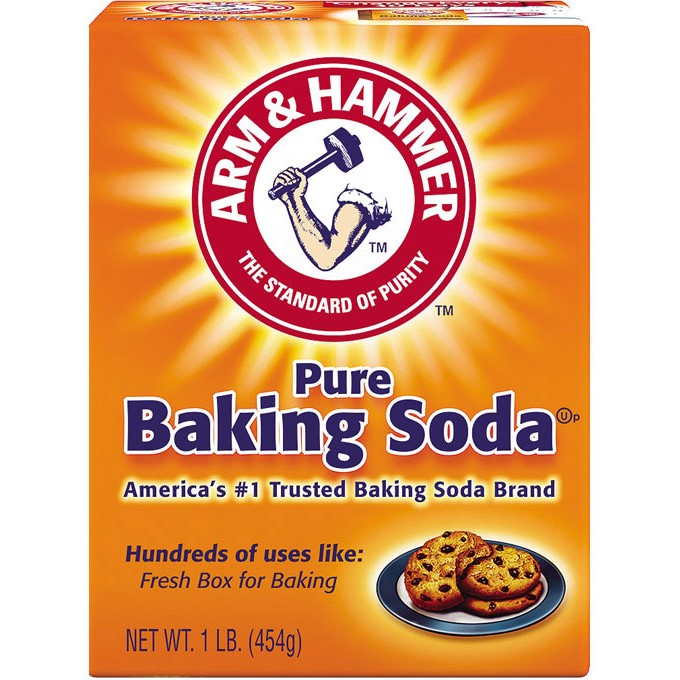 Baking Soda, Arm & Hammer 1 Lb.