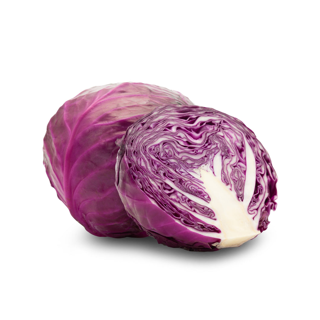 Cabbage, Red 1 Ct.