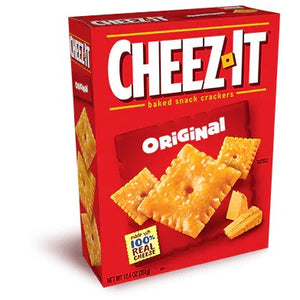 Crackers, Cheez-It® Original 12.4 Oz.