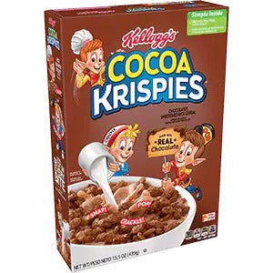 Cereal, Cocoa Krispies 15.5 Oz.
