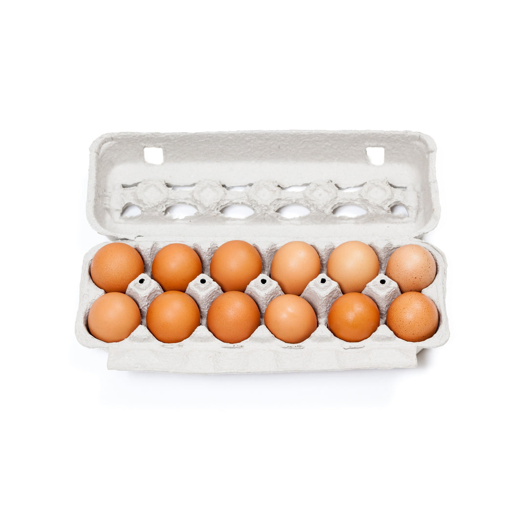 Eggs, Organic Brown 1 Dz.