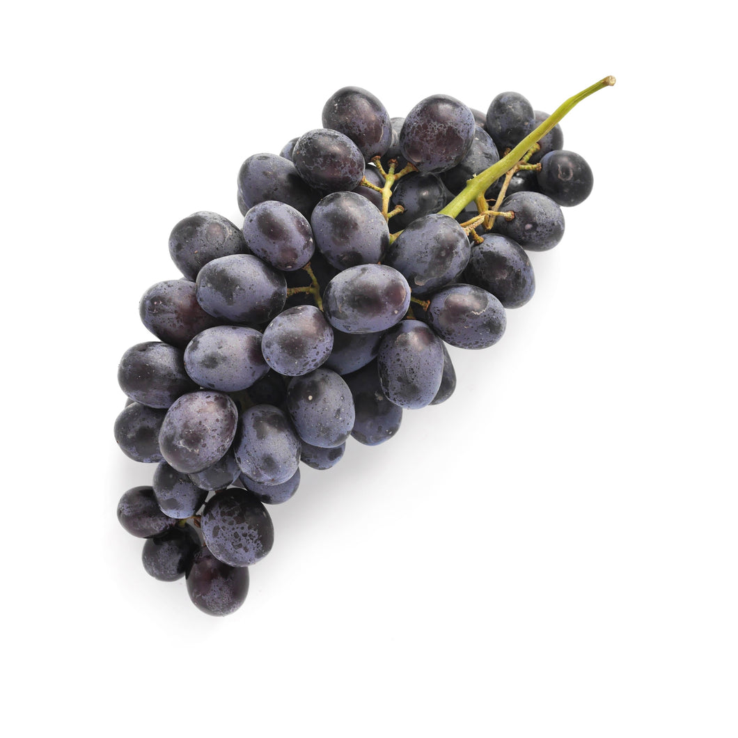 Grapes, Seedless Black Locally Grown 2 Lbs.