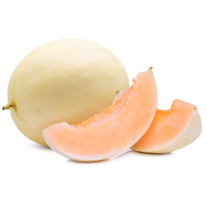 Melon, Orange Flesh
