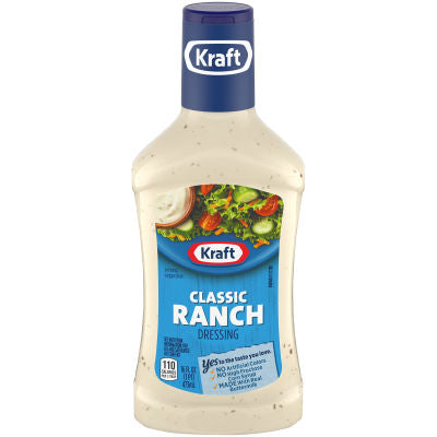 Dressing, Kraft Ranch 16 Oz.
