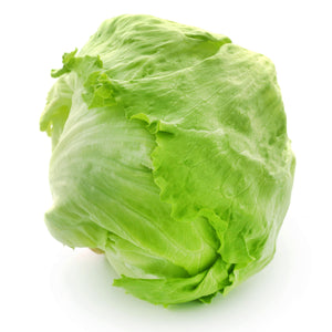 Lettuce, Iceberg 1 Ct. Local