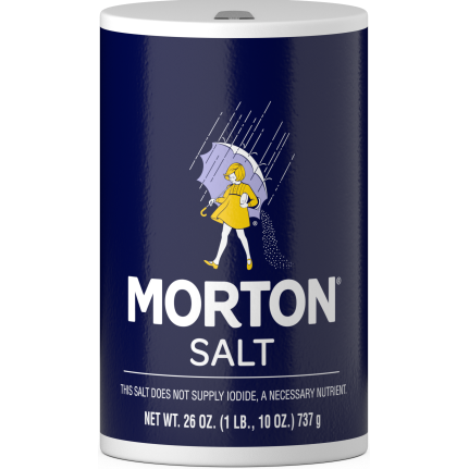 Salt, Morton 26 Oz.