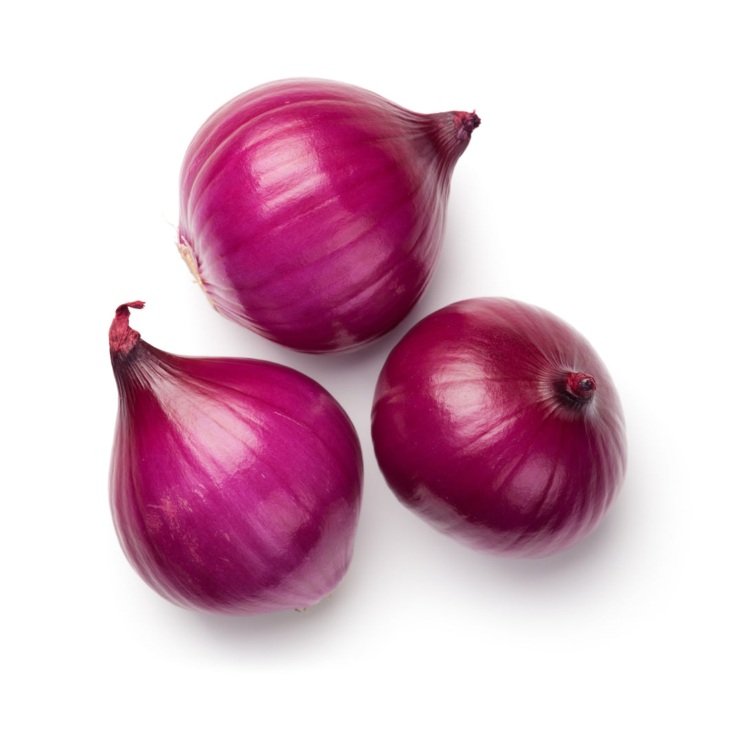 Onions, Red 5 Ct.