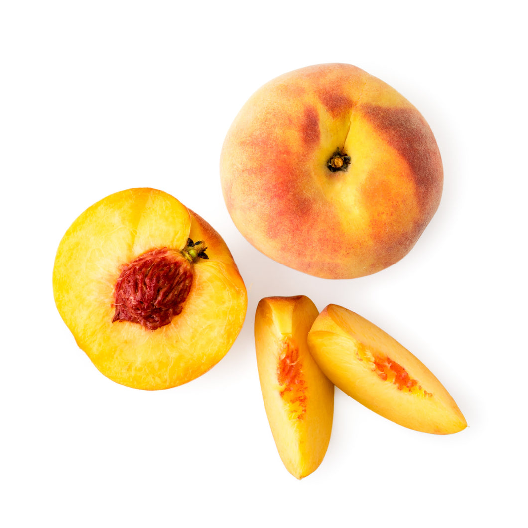 Peaches, Yellow 5 Ct. Locally Grown