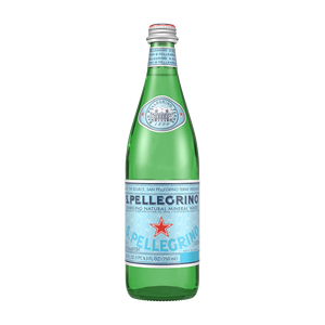 Water, S.Pellegrino® Sparkling Natural Mineral 15/750 Ml.