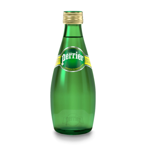 Water, Perrier Sparkling Mineral 24/11 Oz.