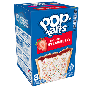 Pop-Tarts, Strawberry Frosted 13.5 Oz.