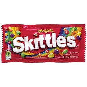 Candy, Skittles