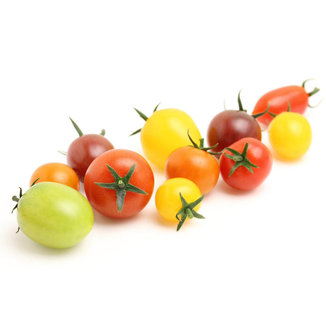 Tomato, Organic & Fair Trade Cherry Mix 1 Pt.