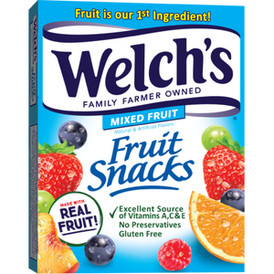 Fruit Snack, Welch's