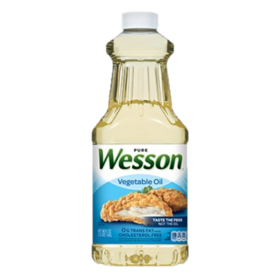Oil, Wesson Vegetable 16 Oz.