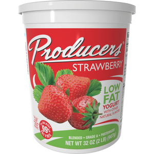 Yogurt, Strawberry 1 Qt.