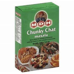 Spice, MDH Chunky Chat Masala 3.5 oz.