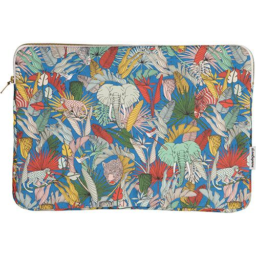 "aLoveSupreme Laptop Sleeves Wild at Heart stationery aLoveSupreme 13"" blue"