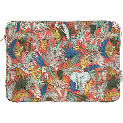 "aLoveSupreme Laptop Sleeves Wild at Heart stationery aLoveSupreme 13"" orange"