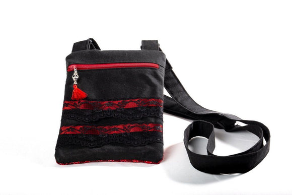 Black Velvet Fashions Gita Rose Handbag clothing & accessories Black Velvet Fashions