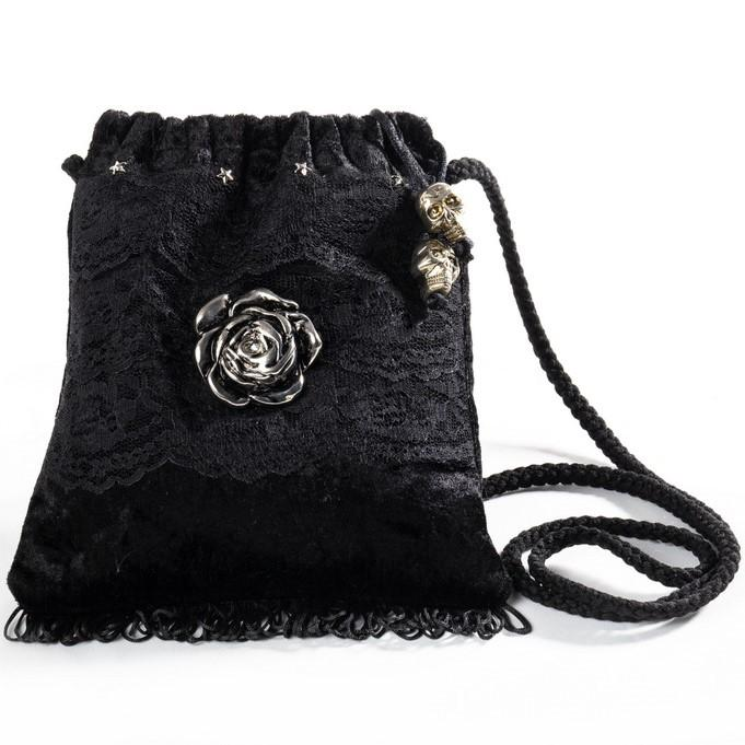 Black Velvet Fashions Jade Lily Handbag clothing & accessories Black Velvet Fashions