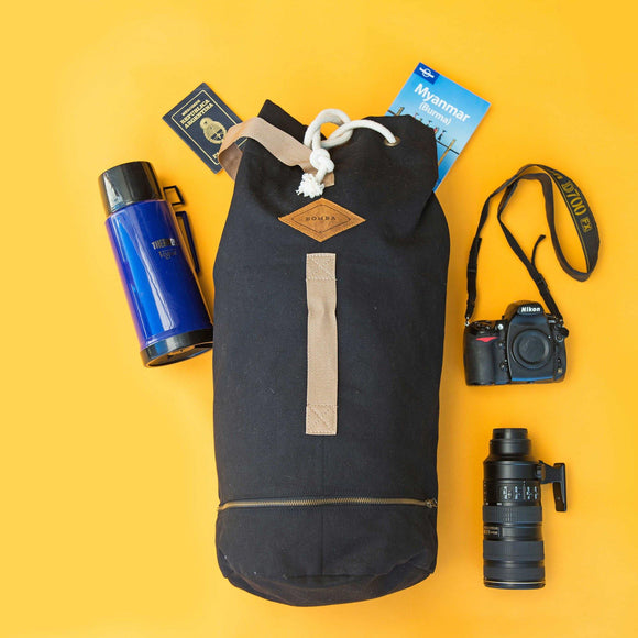 Bomba The Duffel Bag clothing & accessories Bomba