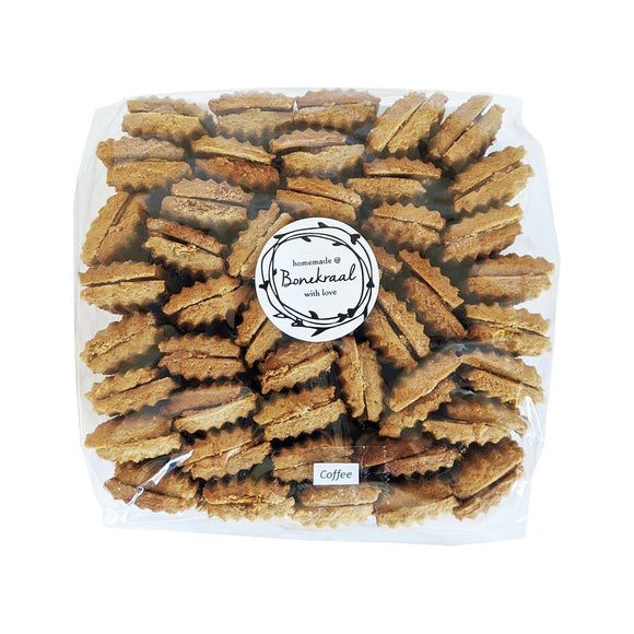 Bonekraal Homemade Coffee Biscuits 500g food Bonekraal