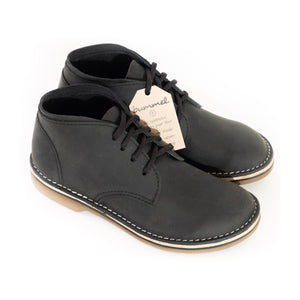 Bummel Ashura Smooth Black clothing & accessories Bummel Shoes