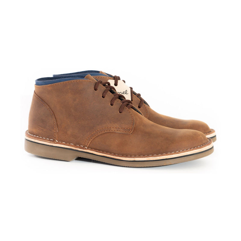 Bummel Ashura Soft Oily Brown clothing & accessories Bummel Shoes